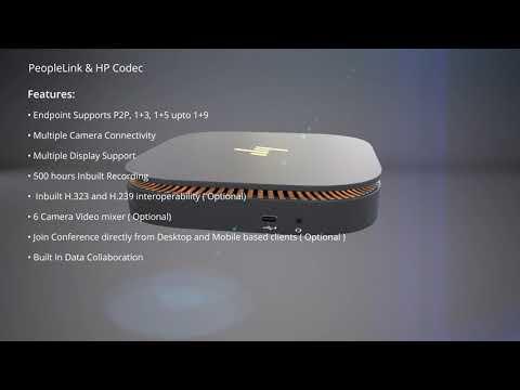 PeopleLink PVC 50 WSP Wireless Audio Devices