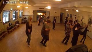 Kursavslutning VT-18 / söderhamns Linedancers / Boogie Shoes
