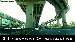 Road Trip #24 - Skyway (At-Grade) Alabang to Magallanes