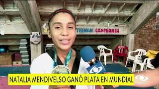 Deportista casanareña subcampeona en el mundial de taekwondo