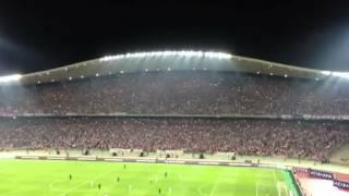 """Çarşı Olimpiyat Stadı: """"Sık Bakalım Sık Bakalım Biber Gazı Sık Bakalım"""" Dk :34"""