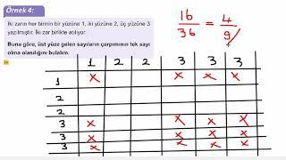 Eğitim Vadisi 10.Sınıf Matematik 5.Föy Sayma ve Olasılık 1 Konu Anlatım Videoları