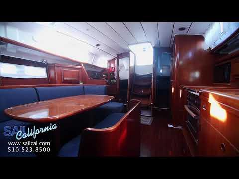 Beneteau America 423 video