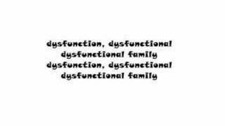 Cinema Bizarre - Dysfunctional Family lyrics
