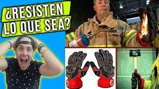 ¿Cuanto resisten los guantes mas resistentes del mundo? Pongamoslo a prueba
