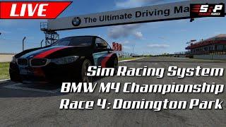 Sim Racing System BMW M4 Championship - Week 4: Donington Park (Assetto Corsa)