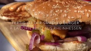 Smashed Cheeseburger