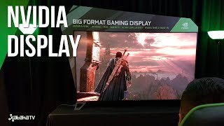 Nvidia Big Format Gaming Display