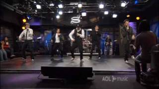 """New Kids On The Block """"Summertime"""" (AOL Sessions)"""