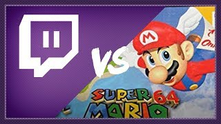 Twitch vs Mario 64 - Release & Download