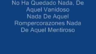 La Arrolladora Banda El Limon   De Ti Exclusivo (Letra).wmv