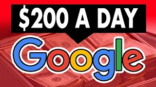 How to Earn 200 Dollars a Day Online (GOOGLE MAPS, EASY & FREE)