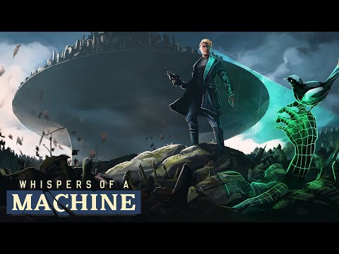 Whispers of a Machine - A Sci-Fi Nordic Noir thumbnail