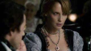 "Sherlock Holmes Scene ""Dinner with Mary Morstan and Watson"""