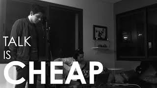 Chet Faker   Talk Is Cheap | Acoustic Cover