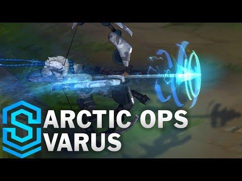 Varus Đặc Vụ Bắc Cực