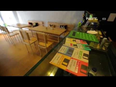 Video Dsign - Cafe Geek