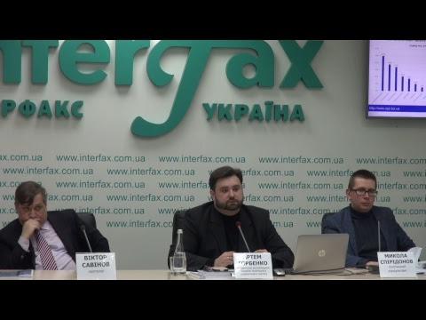 """Трансляція  прес-конференції на тему """"Вибори президента України: за кого готові віддати свій голос українці 31 березня"""""""