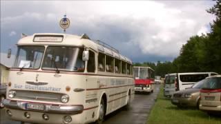 Hoyerswerda: 5. Ikarus-Treffen am 01.07.2017 -- Großer Fahrzeugkorso