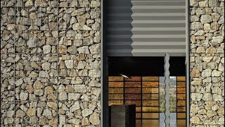 What Is A Gabion Wall ?  And Their Role In Contemporary Architecture
