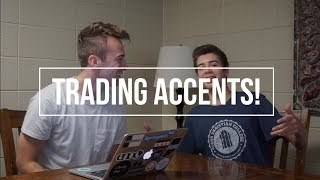 TRADING ACCENTS CHALLENGE!! (New Zealand edition)