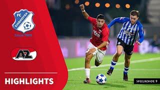 Samenvatting FC Eindhoven - Jong AZ (23-10-2020)