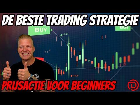De BESTE Trading Strategie.......! | Prijsactie voor Beginners