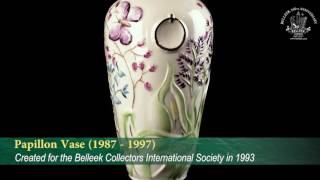 Belleek Archive Collection - Celebrating 160 Years of Beautiful Design & Craftsmanship 1857 - 2017