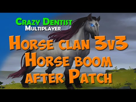 Northgard Horse clan in 3v3 | Horse boom after Patch