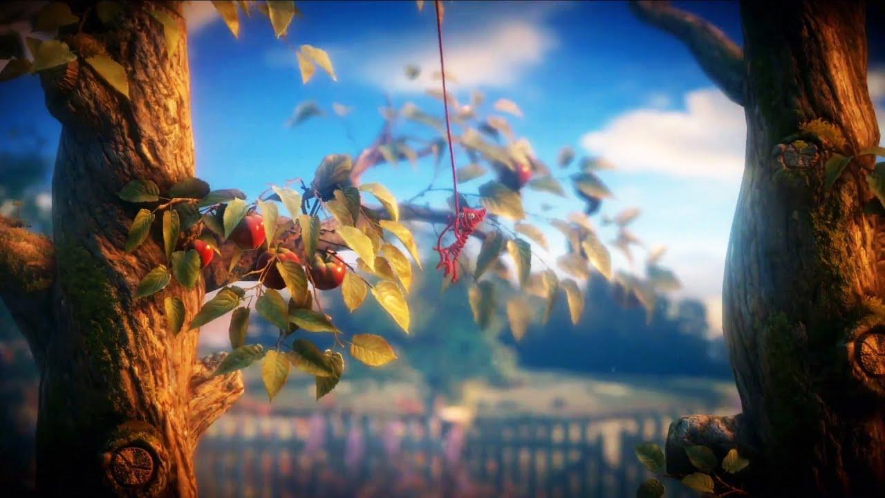 UNRAVEL Gameplay Trailer [E3 2015] #VideoJuegos #Consolas