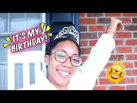 IT'S MY BIRTHDAY!!! (WATCH FULL VIDEO)