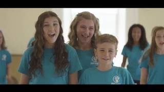 """I'm Still Here"" with One Voice Children's Choir"