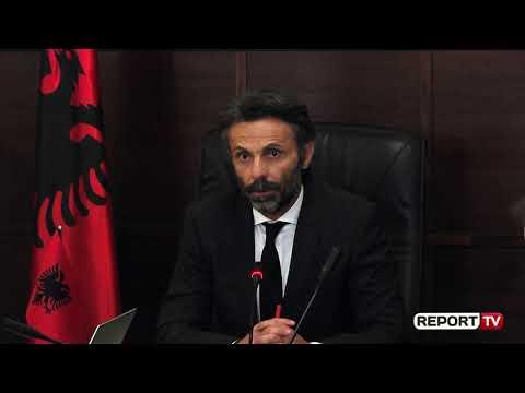 Report TV - Debate për SPAK në mbledhjen e KLP/ Gent Ibrahimi ikën nga tryeza