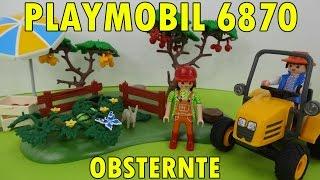"""""""PLAYMOBIL 6870 STARTERSET OBSTERNTE"""" -Vorstellung"""