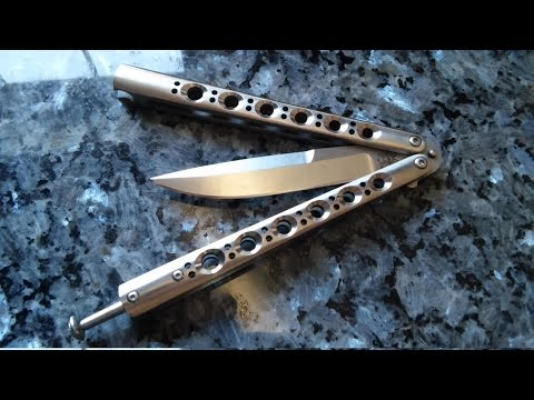 Benchmade 42 – long term review and perspectives on butterfly knives as utility tools.