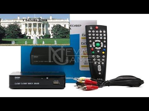 """Обзор цифрового ТВ-тюнера """"BBK SMP124HDT2"""" стандарта DVB-T/T2 из Китая."""