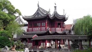 preview picture of video 'Yu Yuan Garden in Shanghai China'