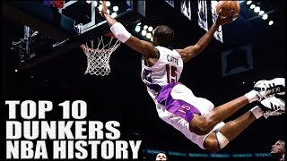 Top 10 Best Dunkers in NBA History