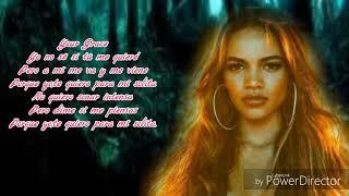 Leslie Grace Ft Noriel Duro Y Suave (letra).
