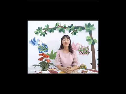 Bài giảng của cô Trần Đặng Vân Anh, Giáo viên Trường MN An Lộc
