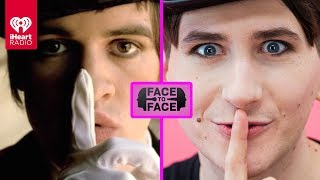 """Brendon Urie """"I Write Sins Not Tragedies"""" Makeup Tutorial 