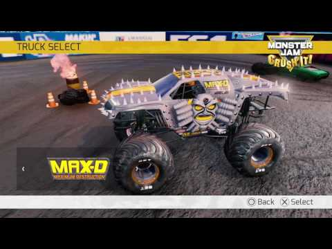 Видео № 0 из игры Monster Jam - Crush It [PS4]