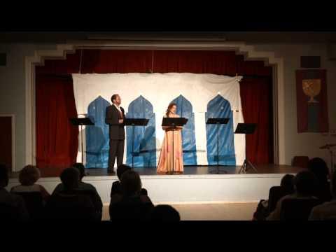 Angel City Opera's Die Entführung aus dem Serail (with Harry Bennett).