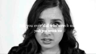 Cimorelli - Wrecking Ball (Official Lyric Video)