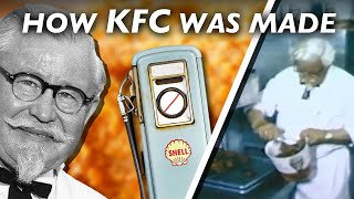 How KFC Was Made from a Gas Station Chicken Recipe