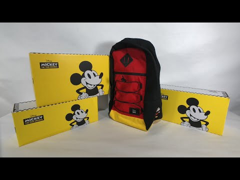 Disney Vans Sneakers Live Unboxing! Sorcerer Mickey Sneakers, Backpack & More!