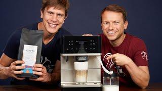 Miele CM 6360 MilkPerfection Kaffeevollautomat im Test