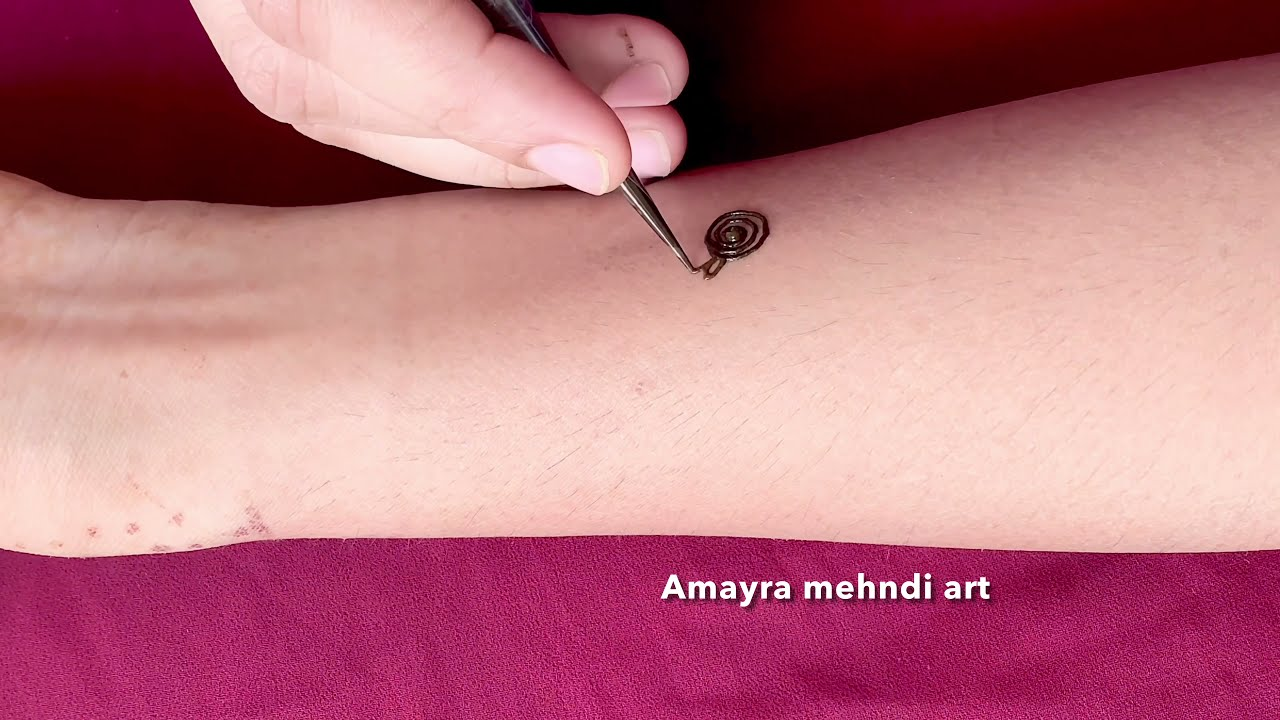 new full hand arabic mehndi design by amayra mehndi art
