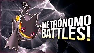 Banette  - (Pokémon) - POKÉMON RUBÍ OMEGA & ZAFIRO ALFA~METRÓNOMO BATTLES: BANETTE,