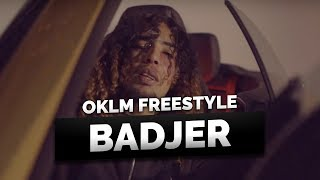 BADJER   OKLM Freestyle (Prod By Serk Le Labo)